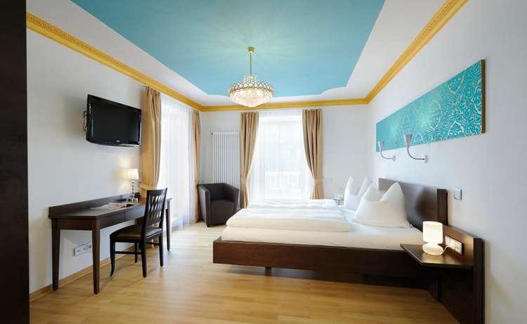 1 Hotel Edermann Zimmer