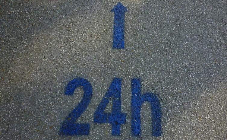 24 Stundenwandern