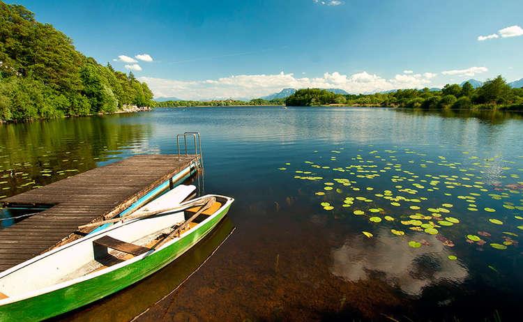 Abtsdorfer See, Saaldorf-Surheim