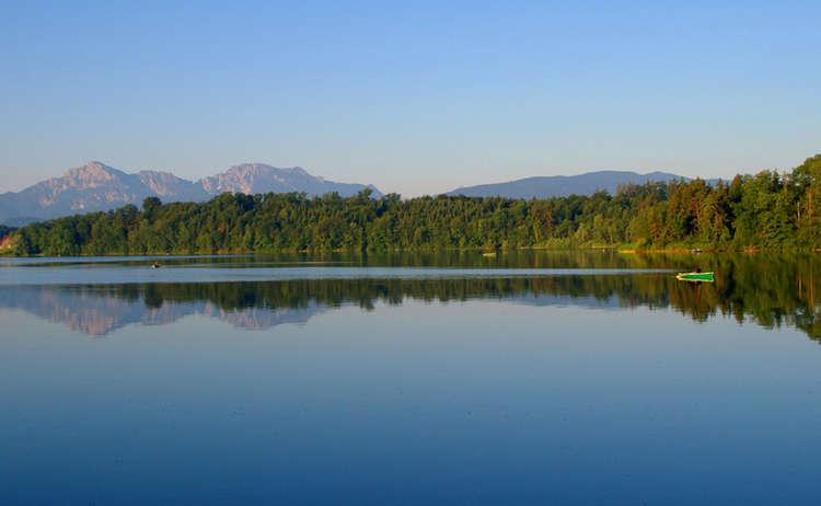 Abtsdorfer See Franz Renoth
