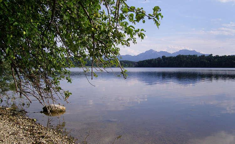 Abtsdorfer See Roas Biosphaerenregion Bgl