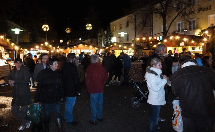 Advent in Freilassing