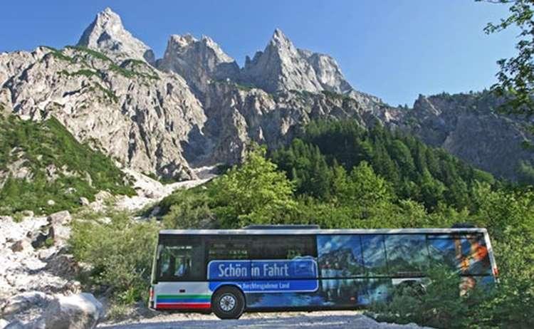 Alm Erlebnis Bus