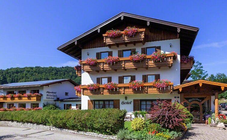 Alpenhotel Garni Weiherbach 6