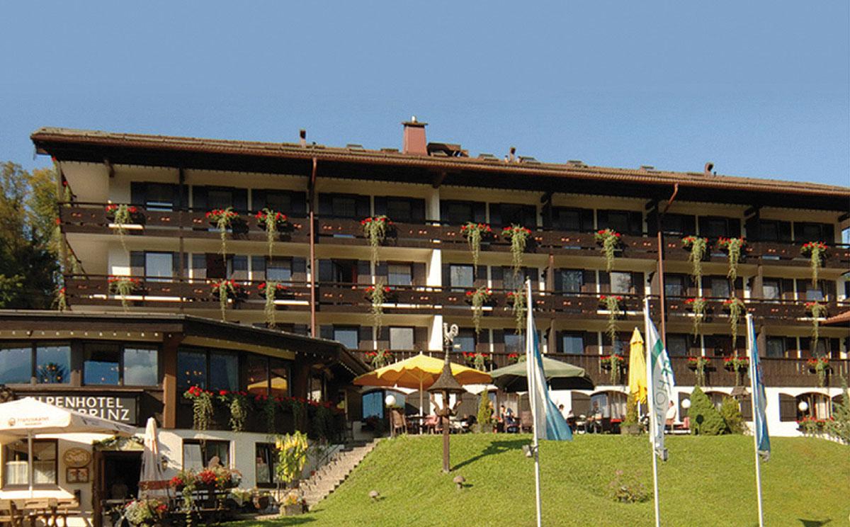 Alpenhotel Kronprinz 1