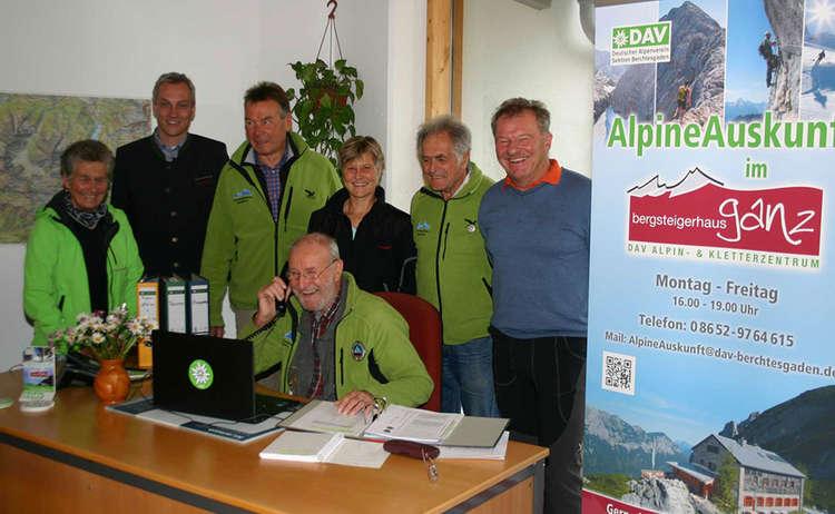 Alpineauskunftdav