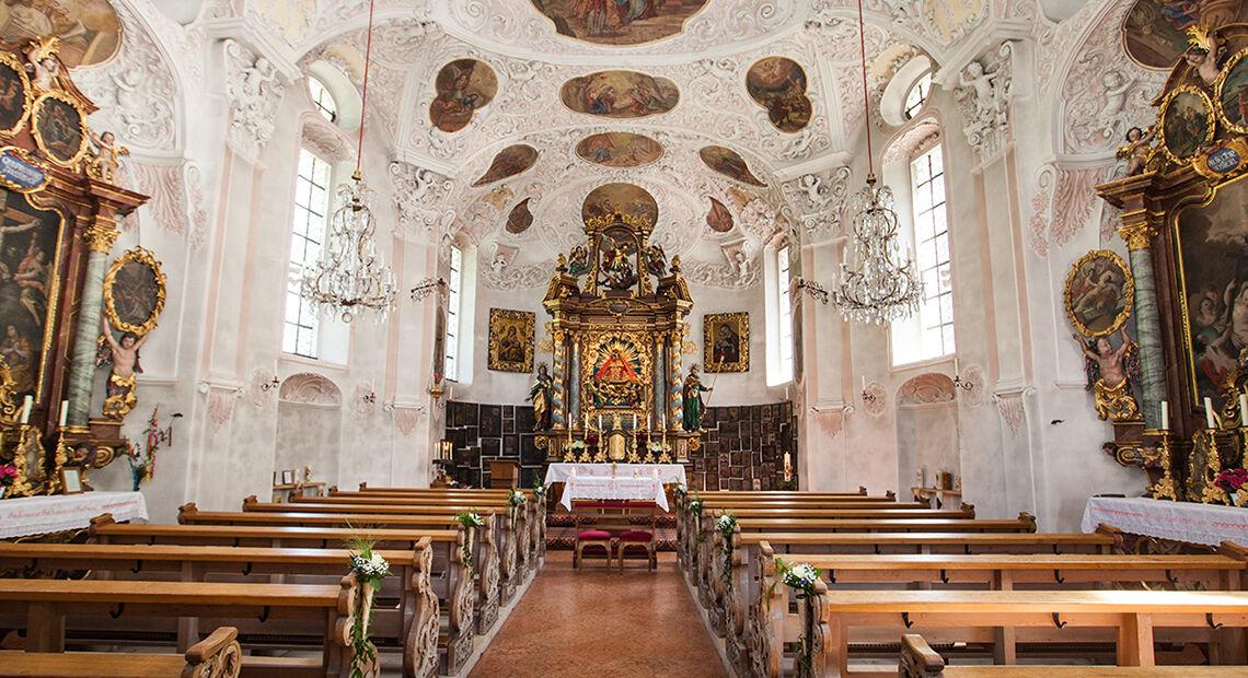 Altar Kirche Brauchtum