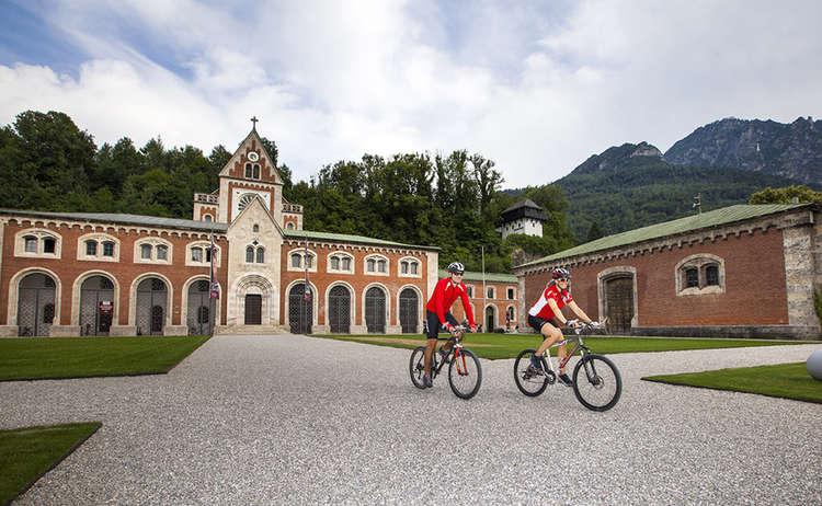 Alte Saline Bad Reichnehall E Bike