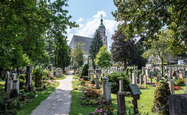 Alter Friedhof Berchtesgaden 5