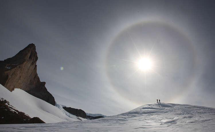 Antarktis Expedition