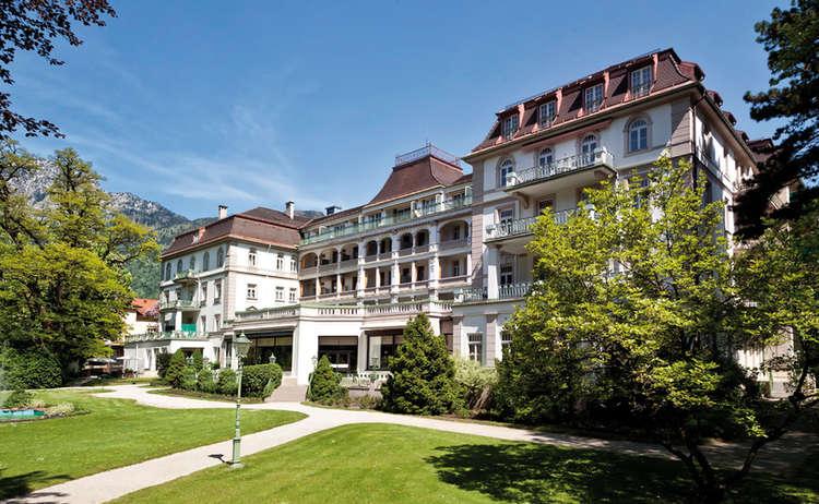 Axelmannstein Bad Reichenhall Tagung