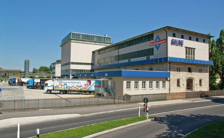 Bad Reichenhaller Markensalz Saline