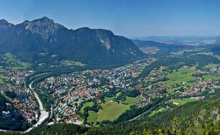 Bad Reichhenhall Und Bayerisch Gmain
