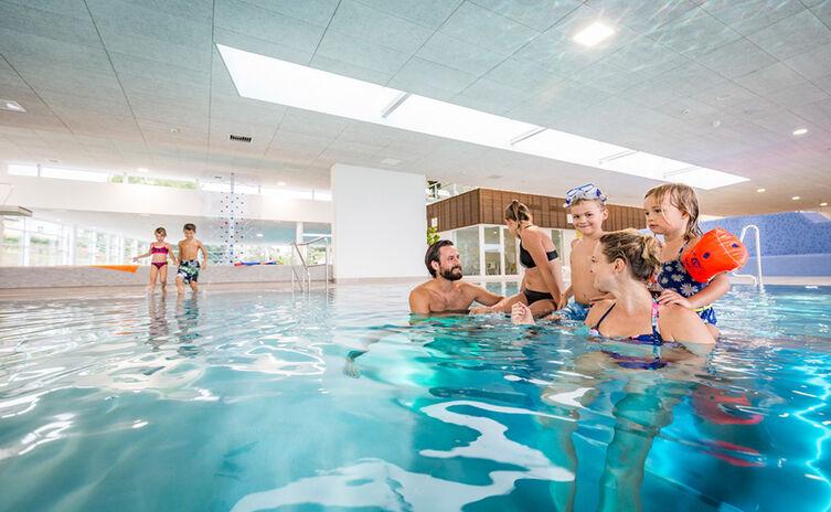 Ideal für Familien: Das Badylon Freilassing