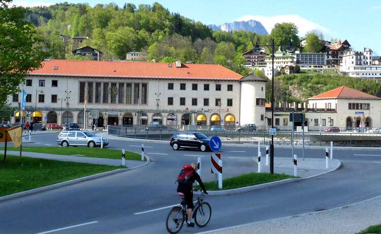Bahnhof Berchtesgaden