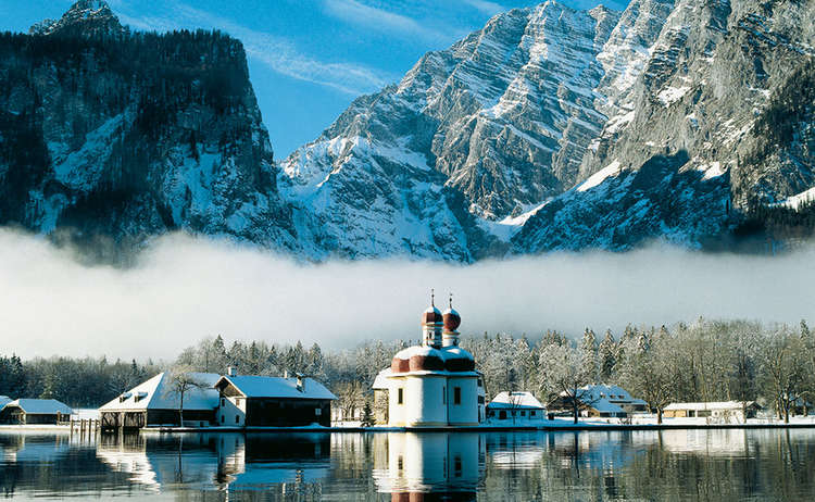 Bartholomae Koenigssee Winter