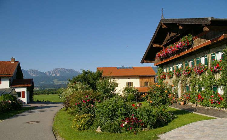 Bauernhaus Teisendorf 1
