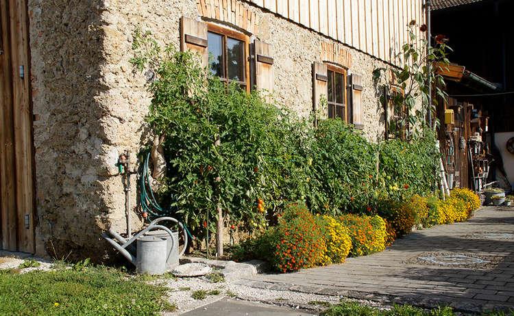 Bauernhofgarten Rupertiwinkel Berchtesgaden