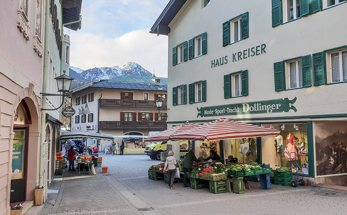 Bauernmarkt Berchtesgaden 15