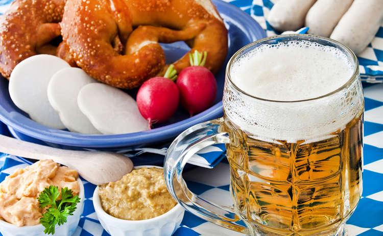 Bayerische Brotzeit 1