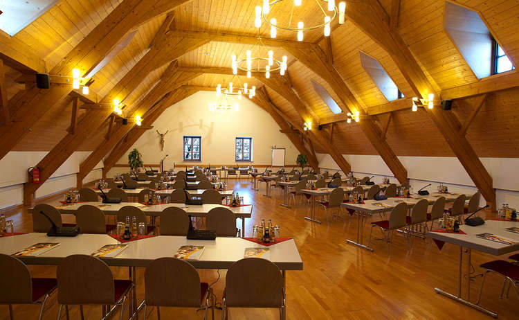 Bayernsaal, Kolping-Familienhotel Haus Chiemgau