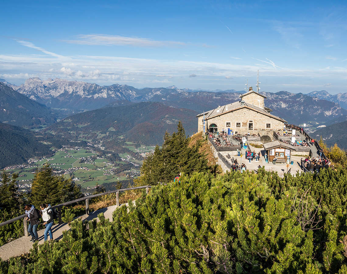 Berchtesgaden Bavaria Eagles Nest