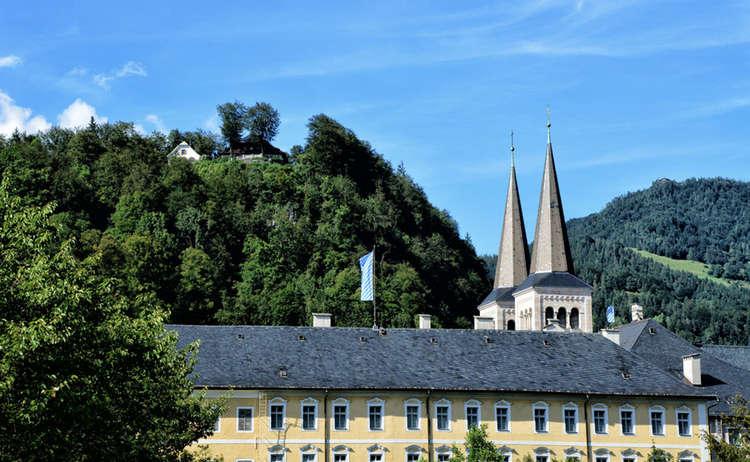 Berchtesgaden Bavaria Old Town