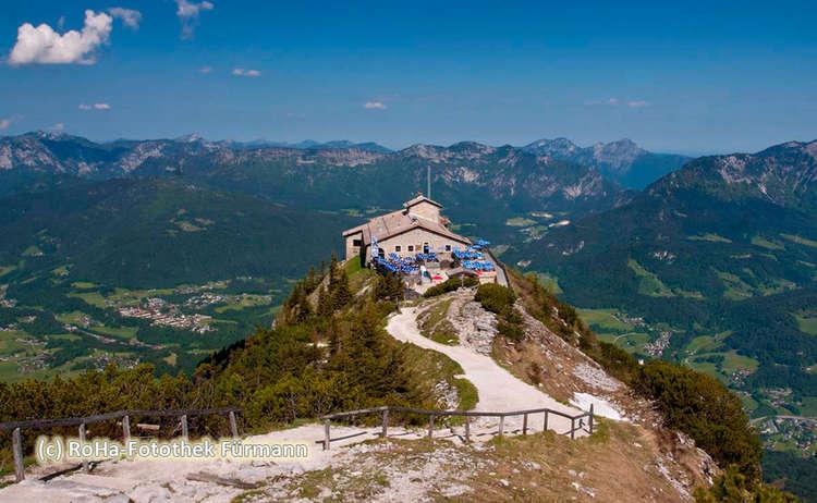 Berchtesgaden Kehlstein Kehlsteinhaus Lattengebirge