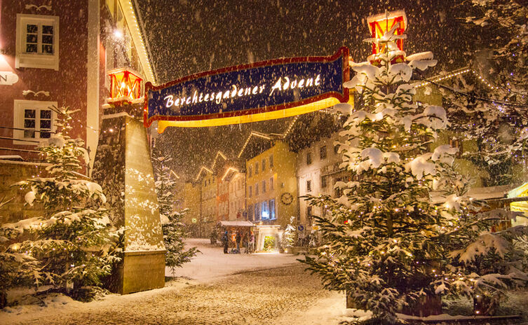 Berchtesgadener Advent Christkindlmarkt