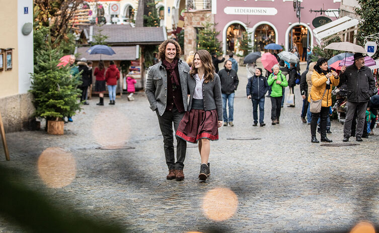 Der Berchtesgadener Advent im Markt Berchtesgaden