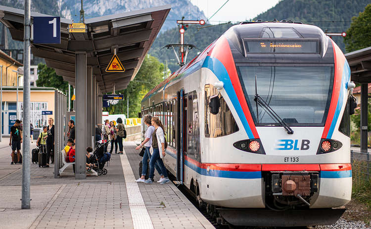 BLB: Berchtesgadener Land Bahn