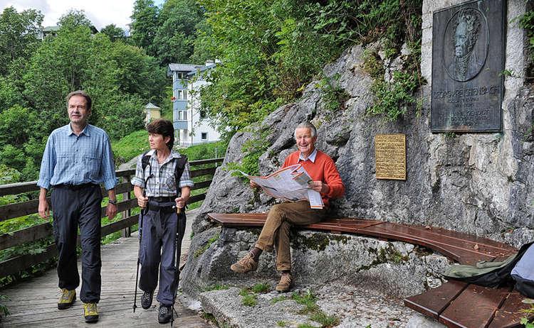 Berchtesgadener Soleleitungssteg