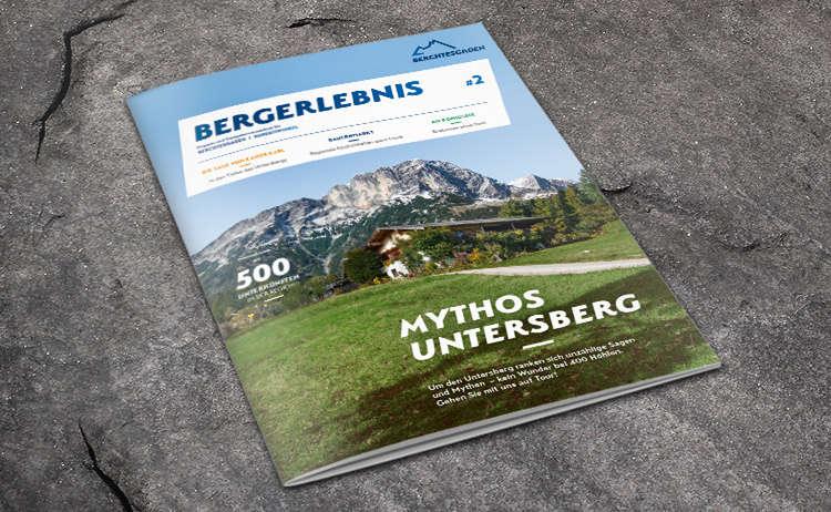 Bergerlebnis Magazin 2019