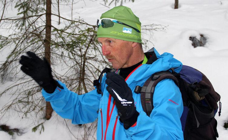 Bergfuehrer Reinhold Ramesberger