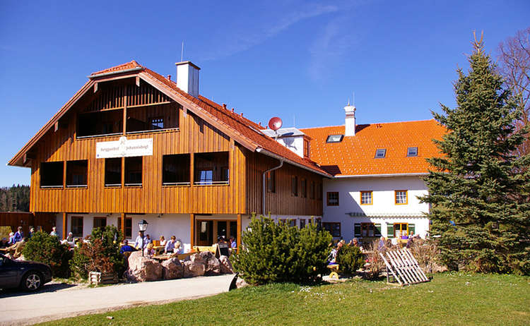 Berggasthof Johannishoegl