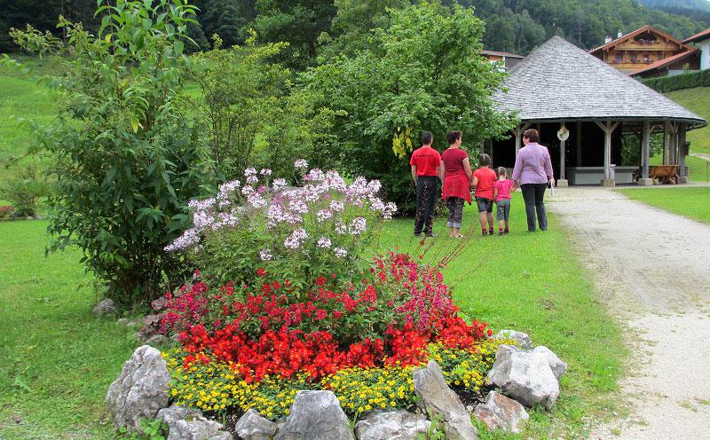 Bergkurgarten Ramsau 4