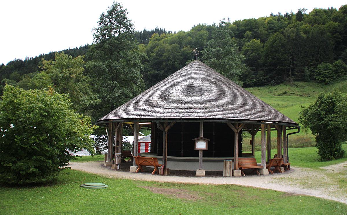 Bergkurgarten Ramsau 5