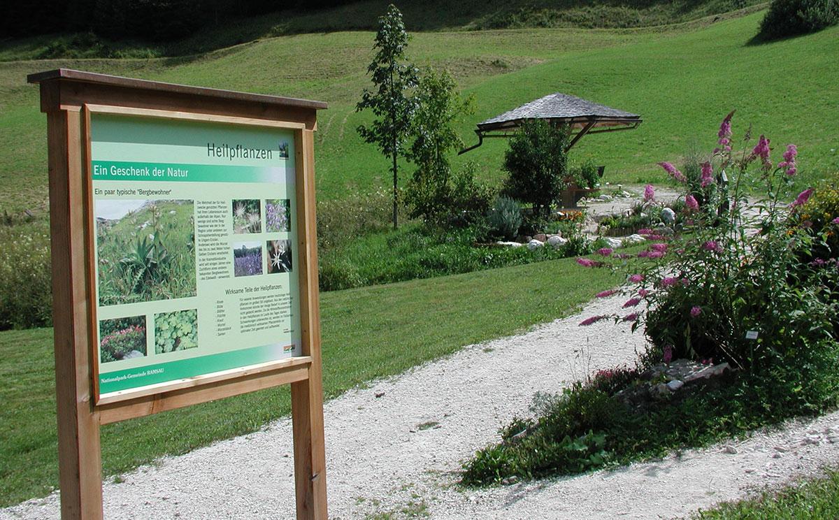 Bergkurgarten Ramsau 7