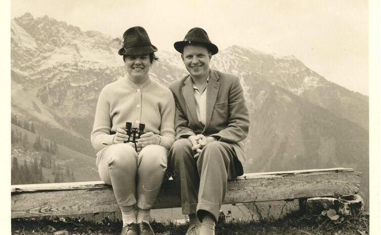 Damals: Urlaub im Berchtesgadener Land