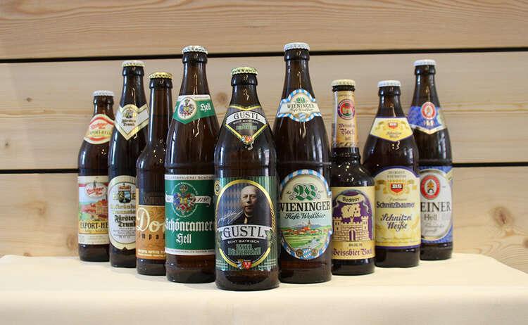 9 Biere der Privaten Heimatbrauer