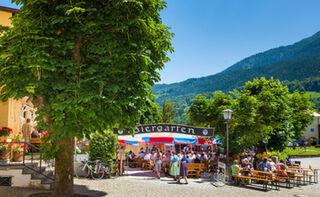 Biergarten Neuhaus Berchtesgaden