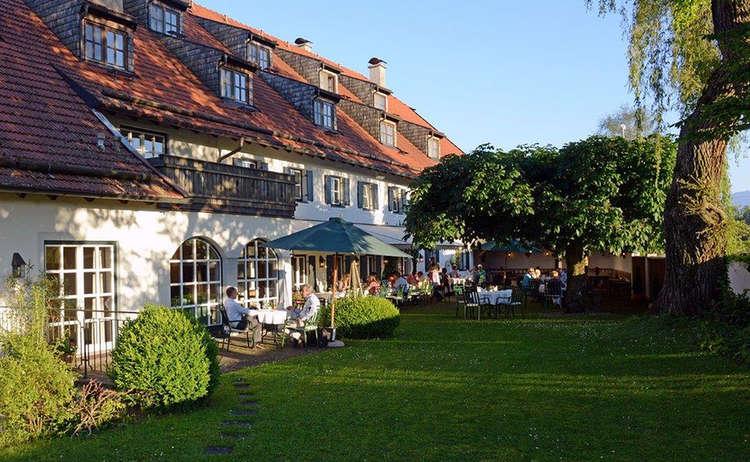 Gastgarten Hotel Moosleitner | Freilassing