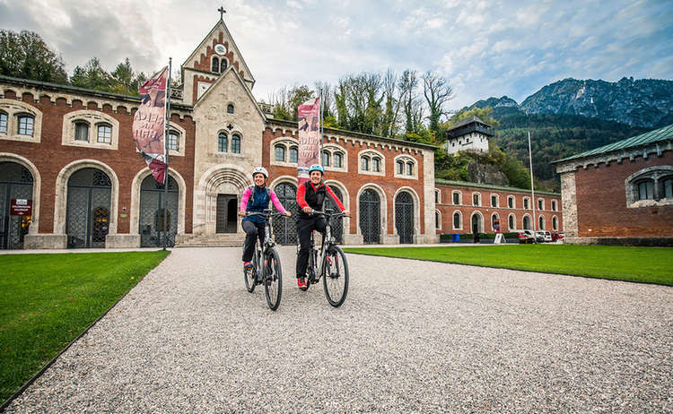 Discover the Alpine Town of Bad Reichenhall on Bicycle…
