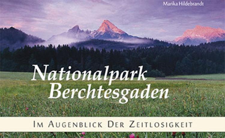 Nationalpark Berchtesgaden Buch