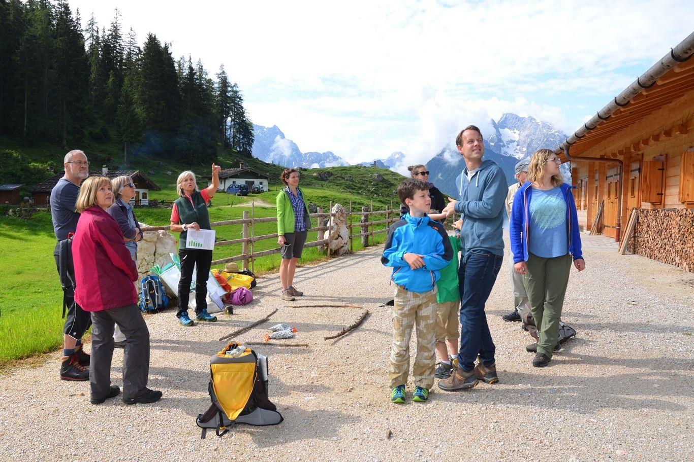 Biosphaerenregion Berchtesgadener Land Einpacken Anpacken 11