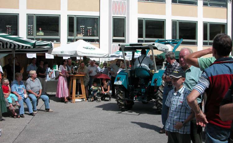 Bischofswieser Bier Und Weinfest