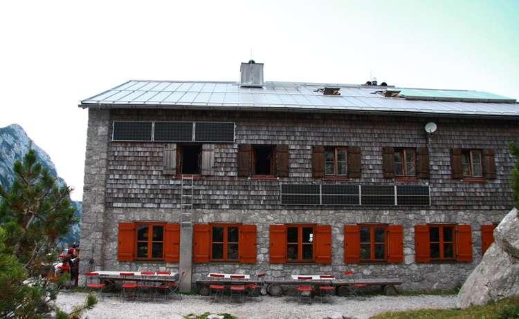 Blaueishütte Ramsau
