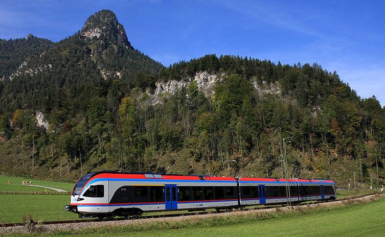 Berchtesgadener Land Bahn