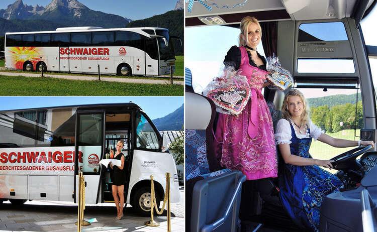 Bus Schwaiger Schoenau