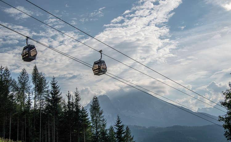 Cable Car Jennerbahn Berchtesgaden Bavaria 1